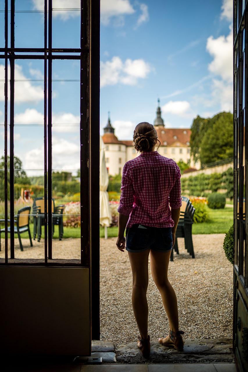 Orangerie Schloss Langenburg Hochzeitsfotograf
