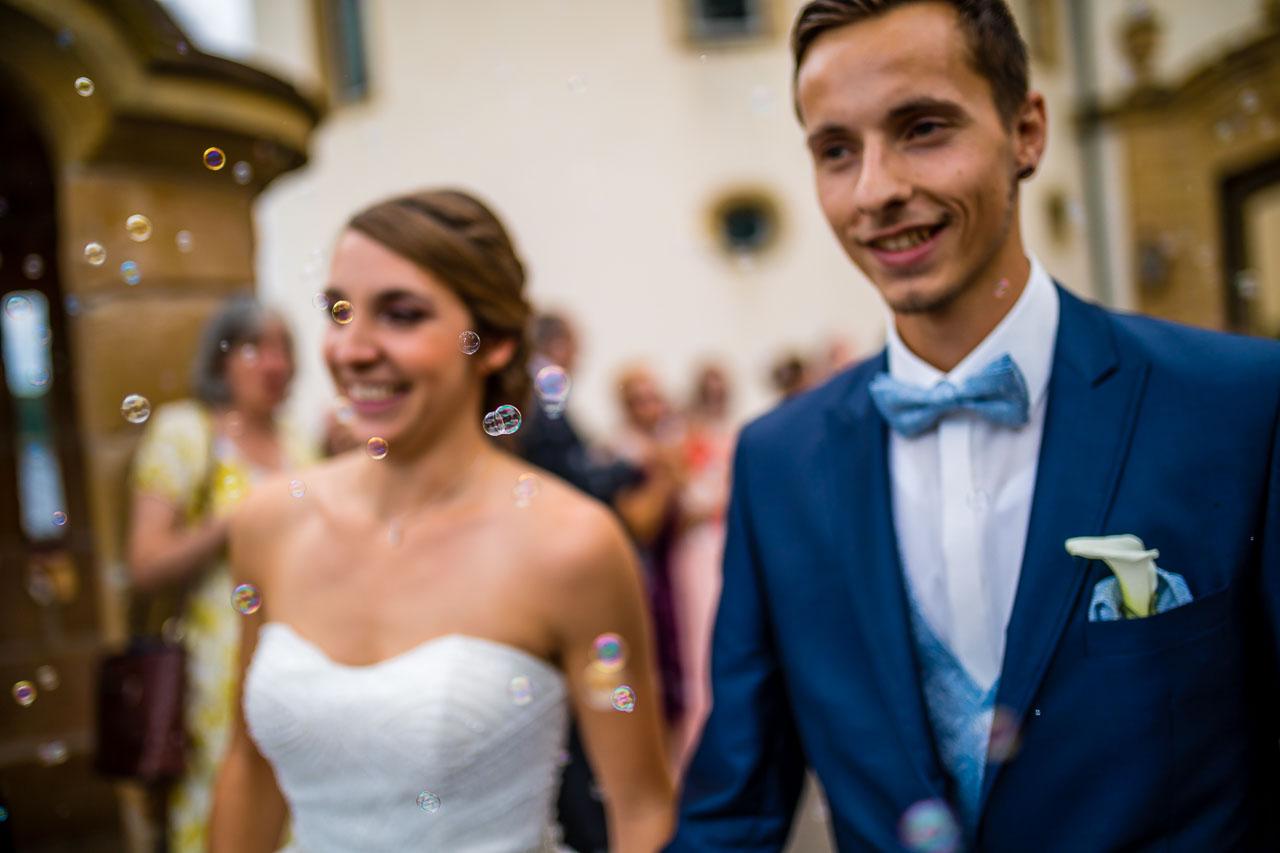 Brautpaar Schloss Langenburg Hochzeitsfotograf