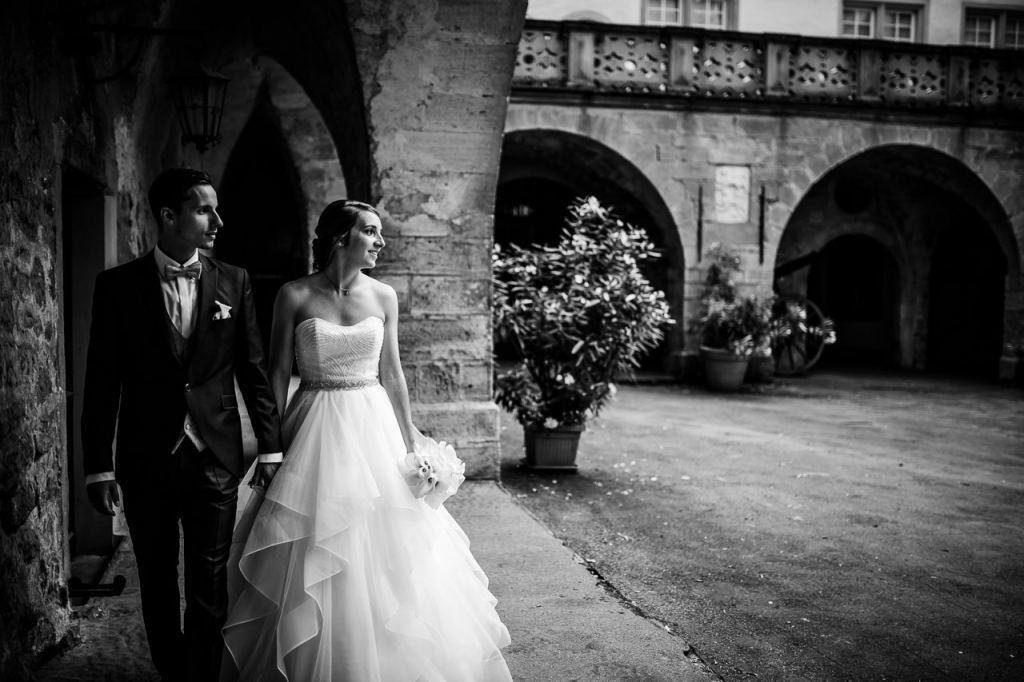 Hochzeit Fotograf Stuttgart Schloss Langenburg