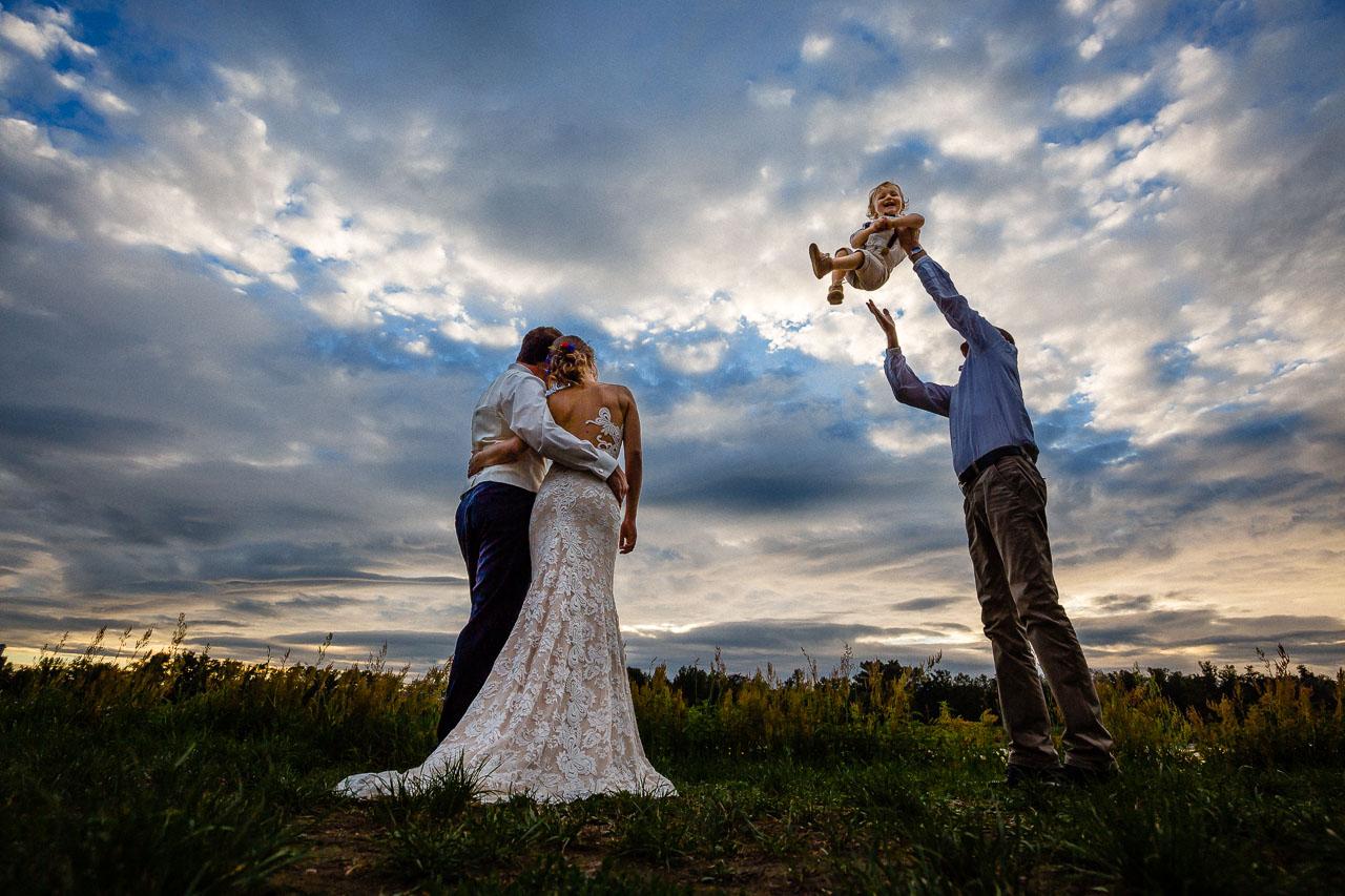 Brautpaar Rhein Hochzeit Fotograf Breisach