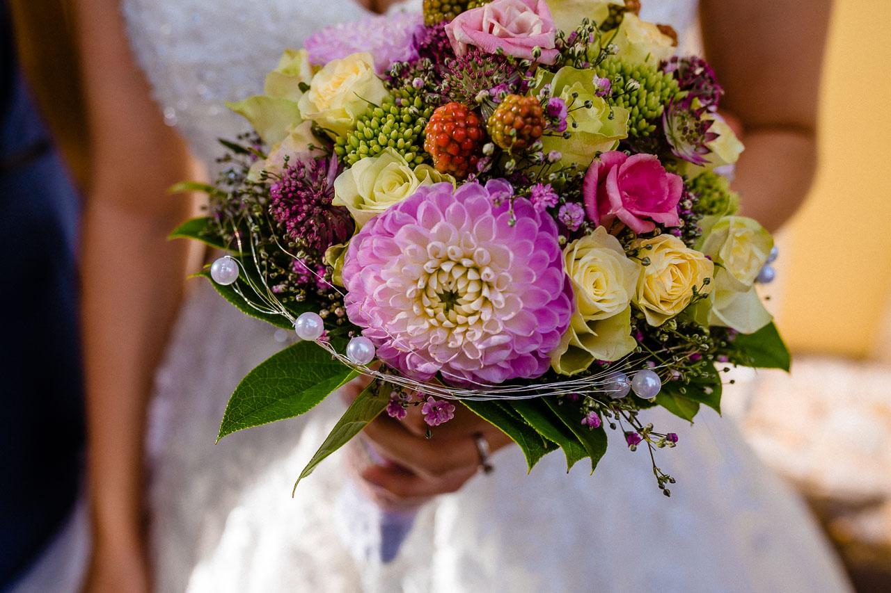 Brautstrauß Hochzeit Fotograf Heilbronn